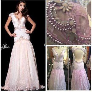 Angela & Alison Mermaid Dress